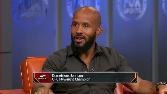 awesome Demetrious Johnson open to a superfight with Dominick Cruz if the money's right - 'UFC Tonight'