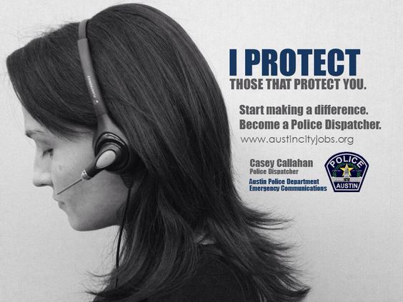 Police Dispatcher Recruiting Campaign. Austin Police Department