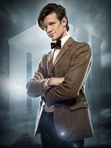 Matt Smith - Undécimo Doctor 2010 - 2013