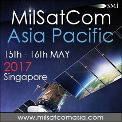 MilSatCom Asia Pacific, 15-16 May 2017, Grand Copthrone Waterfront Hotel, Singapore