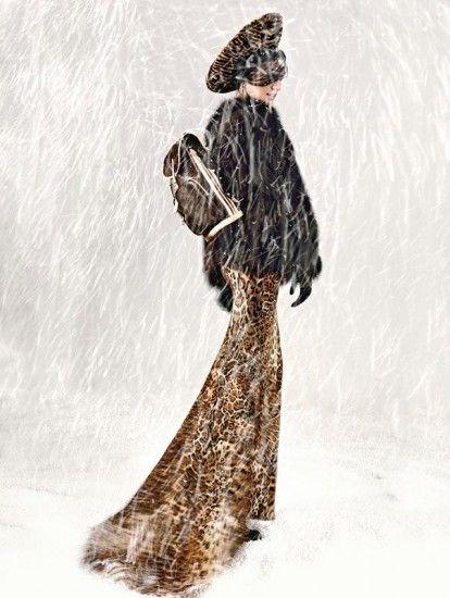 Sunday Photo: Snow | Estilo Tendances