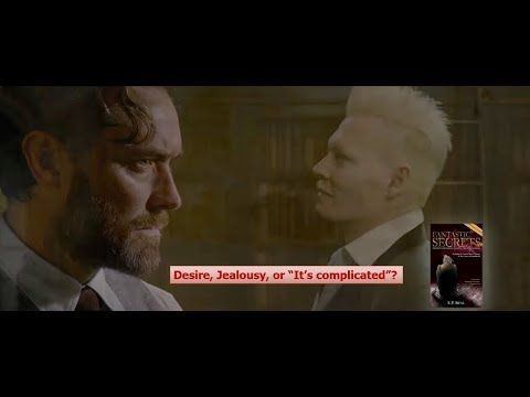 Is Dumbledore Crying As He Gazes Into The Mirror Of Erised In Fantastic Fantastic Beasts Crimes Of Grindelwald Fantastic Beasts 2