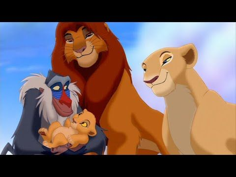 The Lion King Ii He Lives In You Russian Version Youtube Lion King Ii Disney Lion King Lion King 2