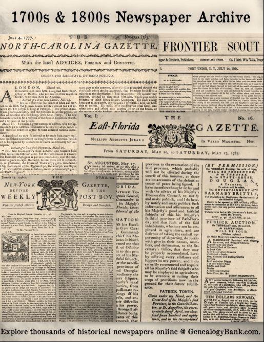 Read More On The Genealogybank Blog Massive SS