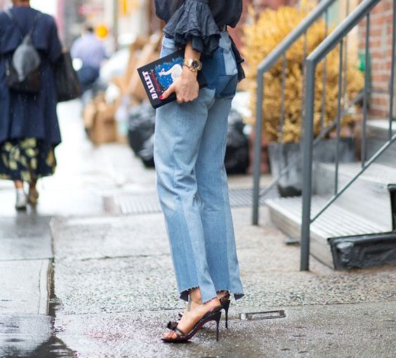 The Jeans Everyone is Talking About: Vetements: