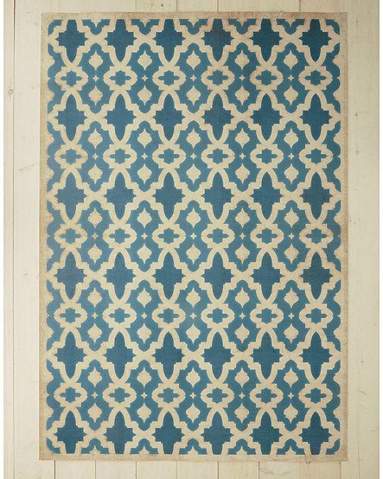 Vintage Vinyl® Floorcloths