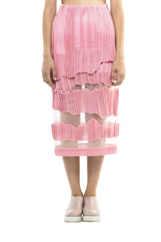 The Handmade Skirt | Atelier Kikala | Shop | NOT JUST A LABEL