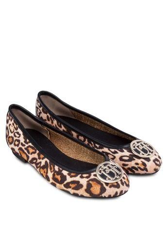 BF SOLE Animal Printed Ballerinas 動物印花平底鞋