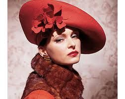 Image result for 1940s hat styles