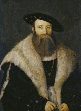 Bartel Beham: Bildnis des Herzogs Ludwig X. von Bayern-Landshut.
