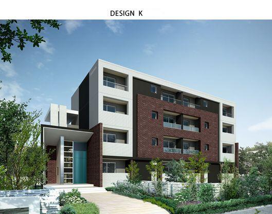 狭小地、高さ制限対応 フェイス -50坪~-マンション建設の生和