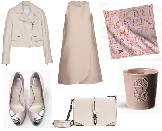 Spring Colors: Blush #fashion #blush