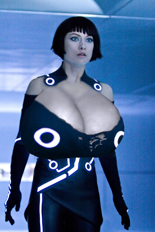Video busty olivia wilde yes