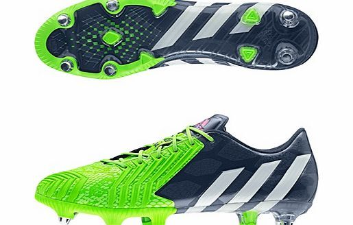 Adidas Predator Instinct Soft Ground Football adidas Predator Instinct Soft  Ground Football Boots - GreenIf youre the player who seems to create ch…