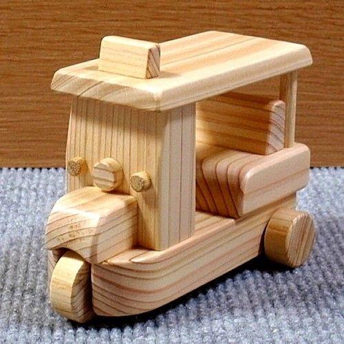 木のおもちゃ はたらく車 ショベルカー 木のおもちゃ 子供用おもちゃの参考 おもちゃ