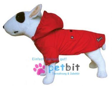 Kleintier Regenmantel Rot/ Rainjacket Red - Regenjacke für Hunde von DOXTAYKleintier / Hunde-Regenmantel in Rot / Rainjacket Red Mit dieser leichten Regenjacke für Hunde bleibt Ihr Liebling bei Schlec