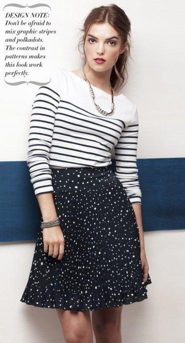 Stripes & Dot