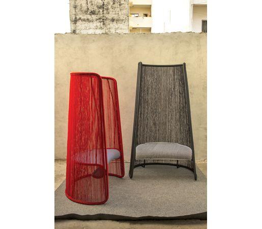 Husk Chair By Marc Thorpe Moroso, Italian, Furniture Design, Seating,  Interior Design, Mu0027Afrique, Outdoor Furniture, Corn Husk, Colorful, Modern,  U2026