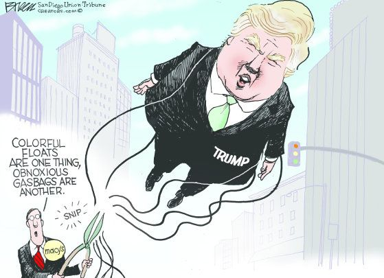 Image result for september 8, 2016 today's funniest cartoon about donald trump