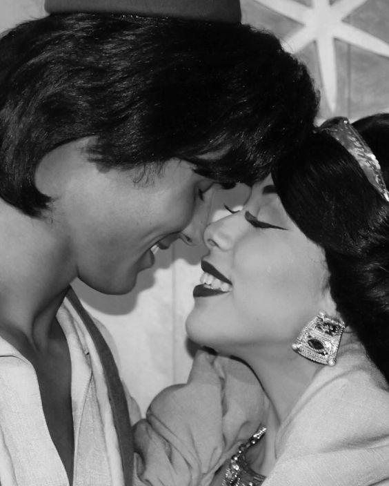 #HappyValentinesDay  #Aladdin #PrincessJasmine by lotso_at_disneyland