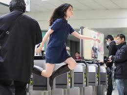 levitation artist @natsumi hayashi