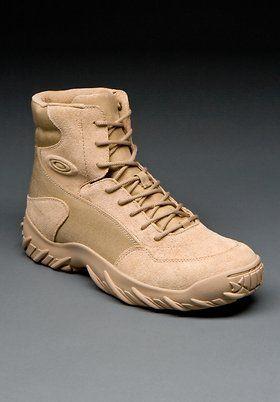Oakley S.I. Assault Boot (6-Inch) for $99.99 (reg: 175$)