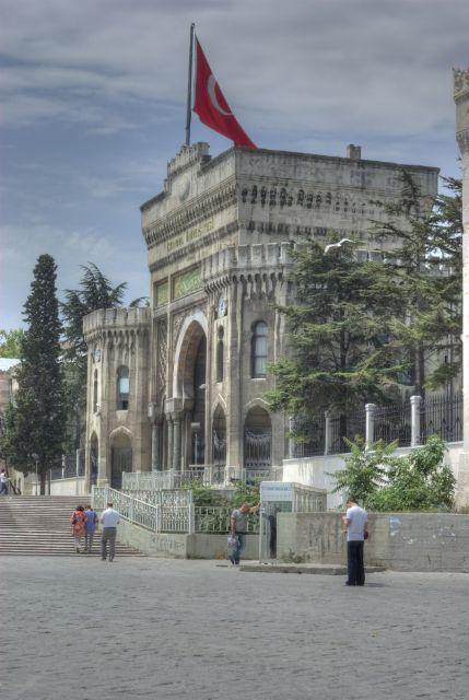 Beyazıt Square, Estambul, Turquía