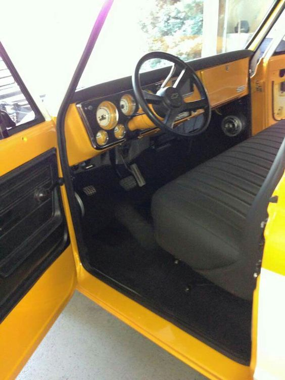 67 72 Chevy Truck Interior 67 72 Trucks D Pinterest Chevy Trucks Chevy And Trucks