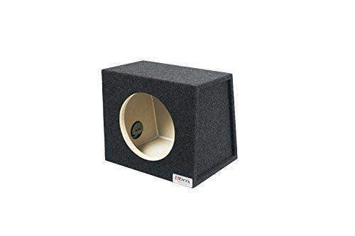 10 Inch Single Sealed Subwoofer Enclosure Ct Sounds Speaker Box Design Subwoofer Enclosure Subwoofer