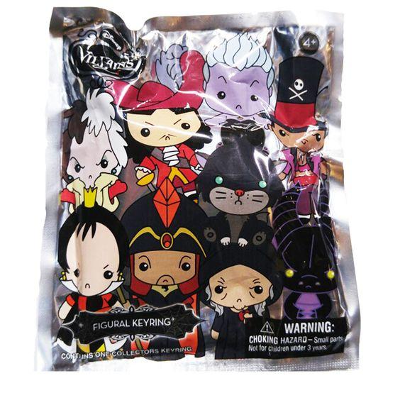 Disney Villains Series 1 Blind Bag Figure Keychain