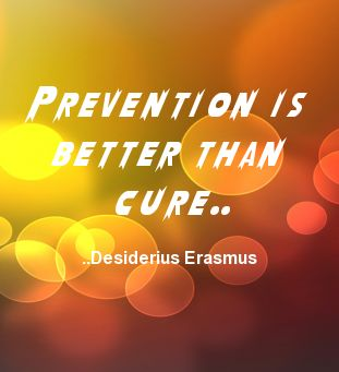 Prevention better than cure essay
