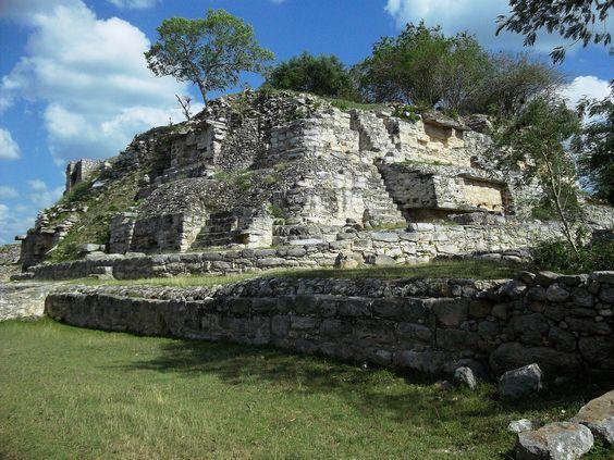 Aké, Yucatán, México
