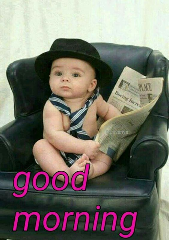 Good Morning Baby Quotes : morning, quotes, {Kids}, Morning, Images, Wishes, Quotes, Pictures, Funny,, Funny, Messages,