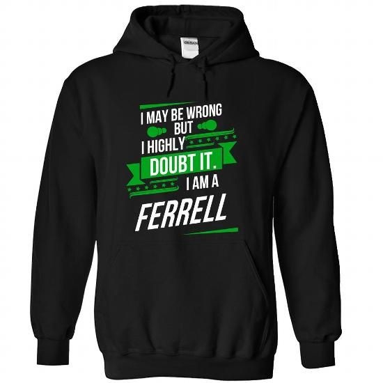 FERRELL-the-awesome - #gifts for boyfriend #photo gift. ORDER HERE => https://www.sunfrog.com/LifeStyle/FERRELL-the-awesome-Black-75305378-Hoodie.html?68278