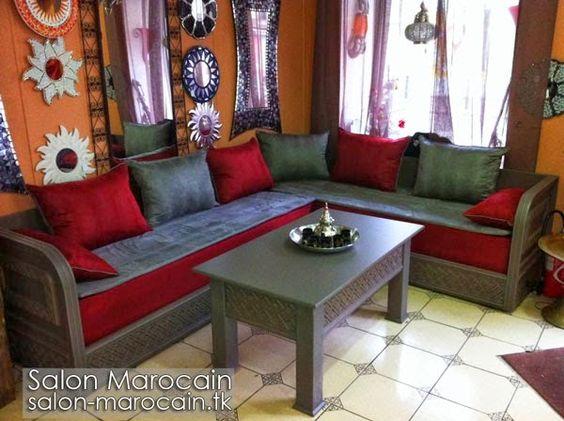 voulez vous acheter un salon marocain sur mesure vous cherchez un magasin spcialiste de - Un Salon De Luxe