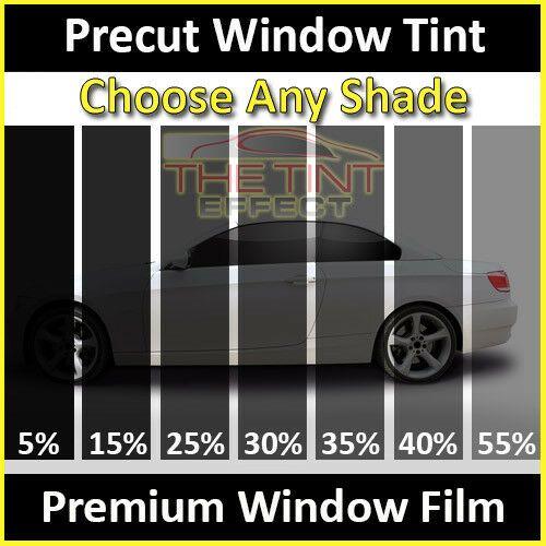 Install Pre Cut Window Tint