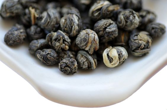 Green Tea - Mo Li Hua Long Zhu loose-leaf