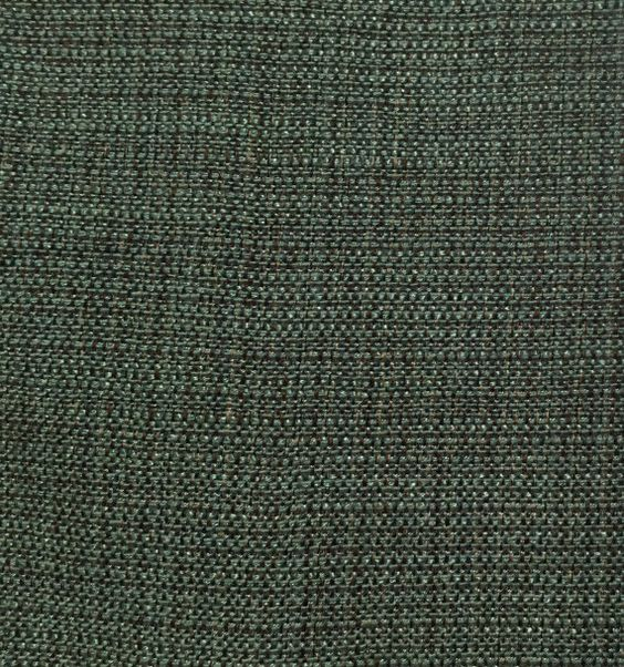 Teal Woven - Brown - Upholstery Fabric by the Yard