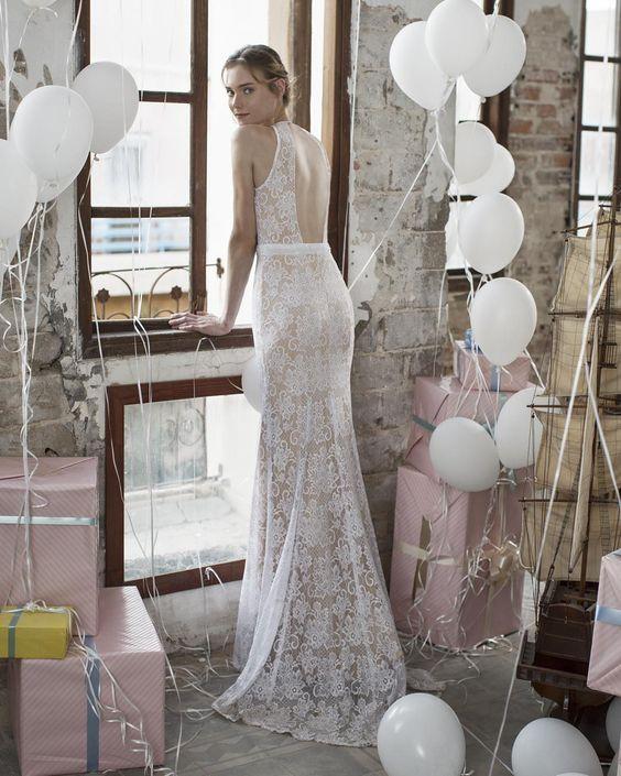 style 1103 from Valeria Collection. wedding dress from Noya Bridal 2016 | I take you - UK wedding blog #weddingdress #bridaldress #weddingdresses #tulle: