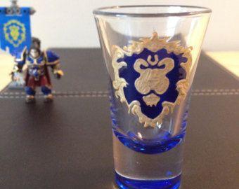 More shot glasses, found on Etsy.