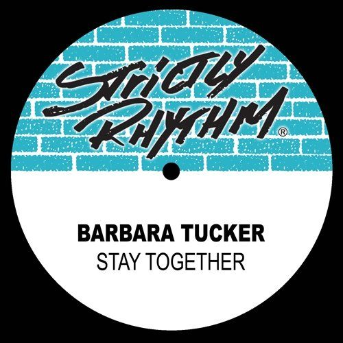 Barbara Tucker — Stay Together (studio acapella)
