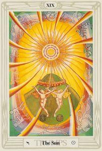 Sun Tarot Tara Greene psychic