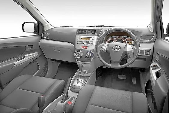 Toyota Avanza Veloz Interior Mobil Toyota Gambar