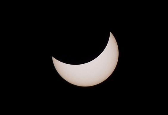 20.03.2015 - Partielle Sonnenfinsternis @ Ma. Neustift (OÖ)