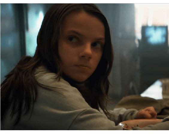 logan x23 actress | New Logan Trailer: Keen plays the role of X-23 in the upcoming film ...
