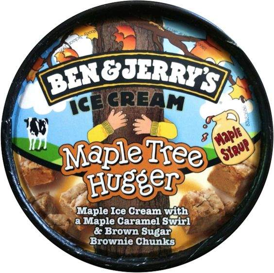 ... trees ice swirls cream brown sugar caramel brownies sugar brown