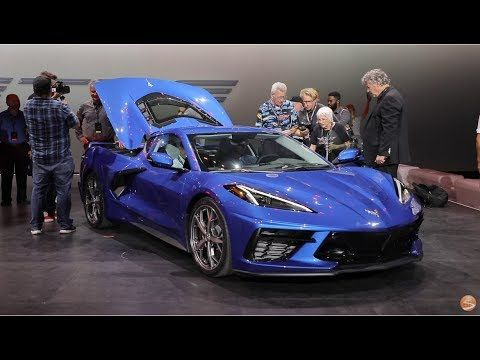 2020 Chevy Corvette C8 Reveal Video Review Youtube Chevy Corvette Corvette Chevy