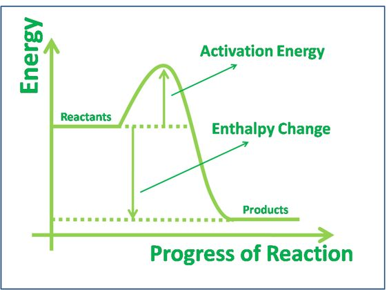Exothermic energy diagram MCAT Pinterest Diagram, Chemistry - solubility chart example