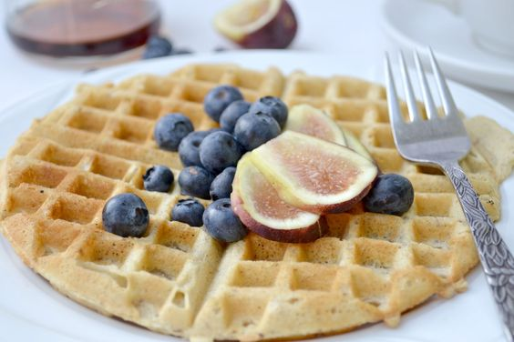 These are the best gf waffles we have tried, they taste like the real thing!