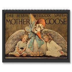 Jessie Willcox Smith's Mother Goose - Calendar